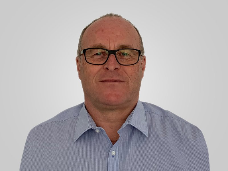New Team Member: Welcome to the team Paul!